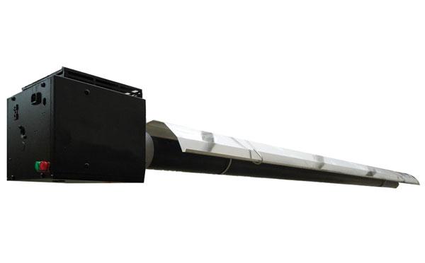 高端负压直线型燃气红外线采暖设备